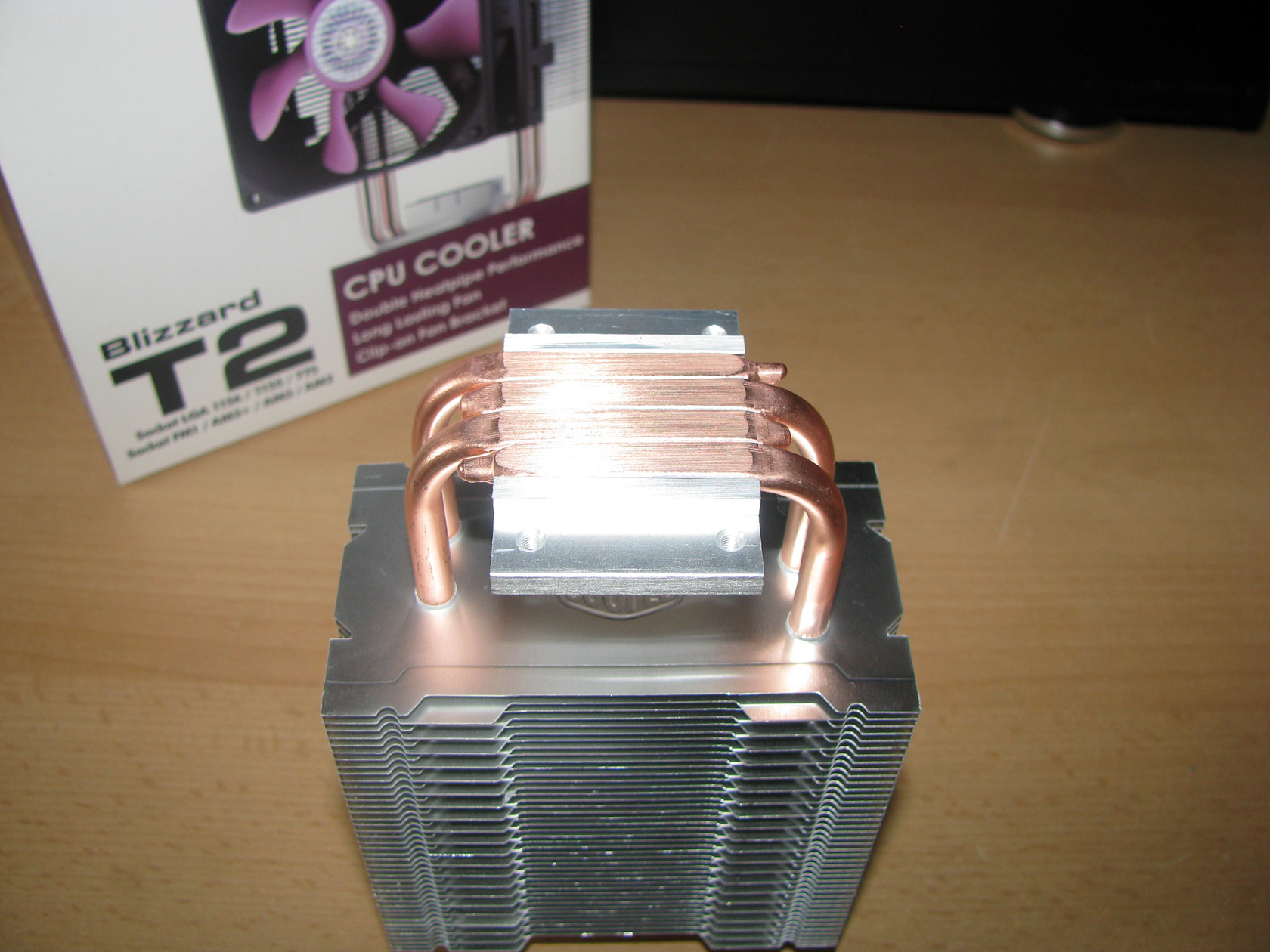 cooler master blizzard t test and review the whole radiator the cdc and dual loop technologies is cooled by a well known fan used in few other models like cooler master tx3 and cooler master