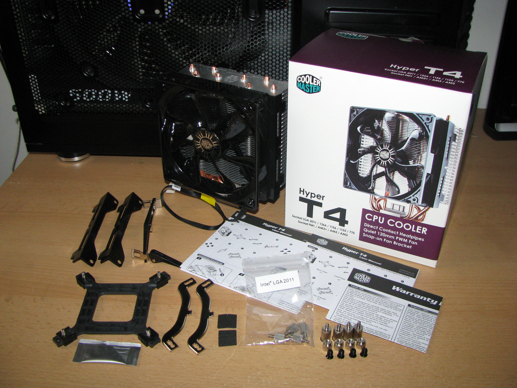 Cooler Master Hyper T4 Test and Review