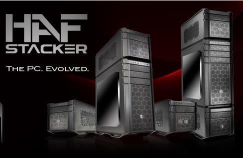 HAF 935 Stacker